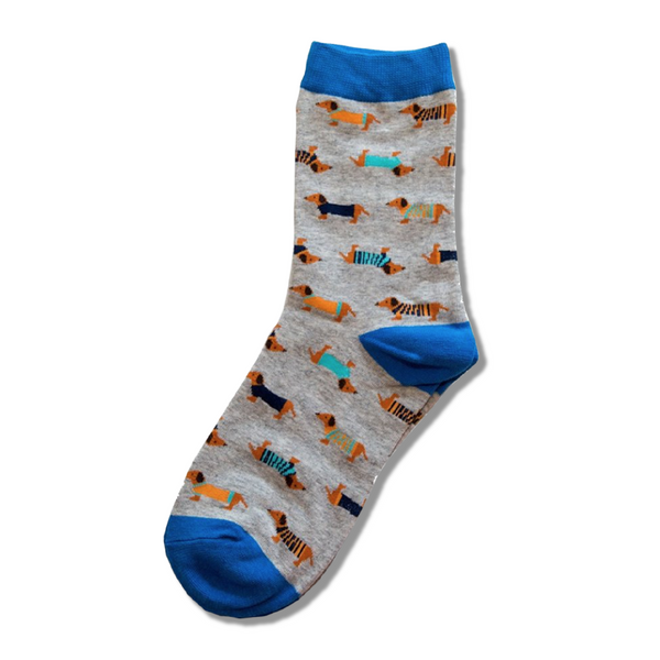 Dashing Dachshund Socks - Allthingsfrenchie LLC