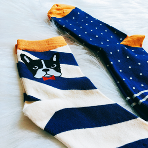 Winston the Frenchie Sock Set - Allthingsfrenchie LLC