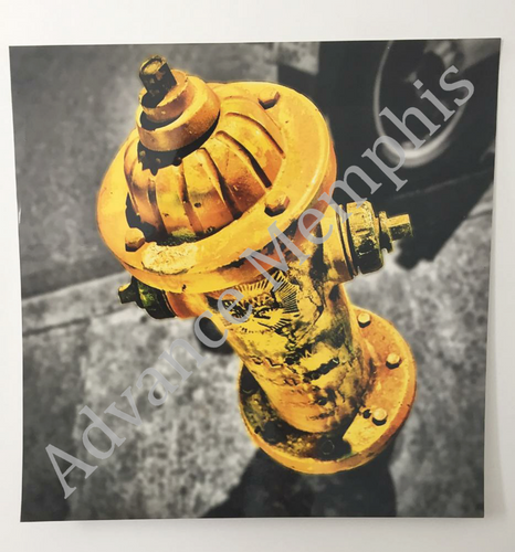 Industrial Series: Hydrant