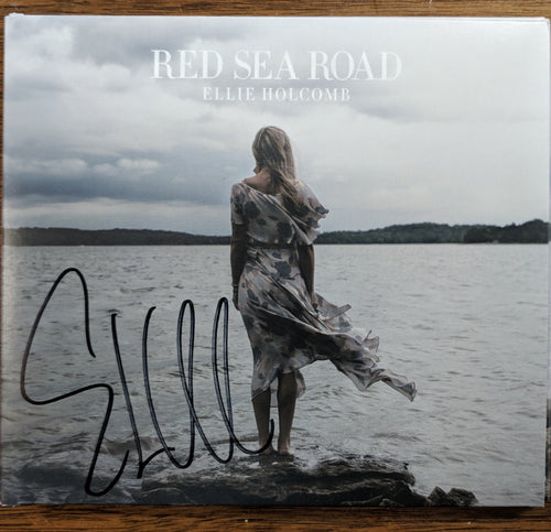 Ellie Holcomb- Red Sea Road: Signed CD
