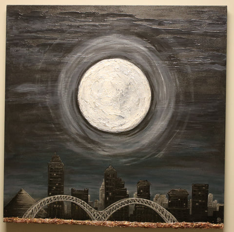 Moon Over the Muddy Mississippi: Bridget Ann