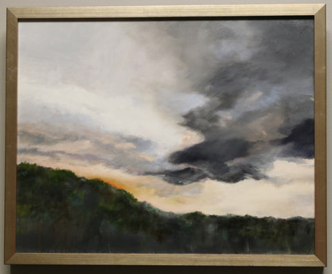 Storm at Sunset: Susan Daniel