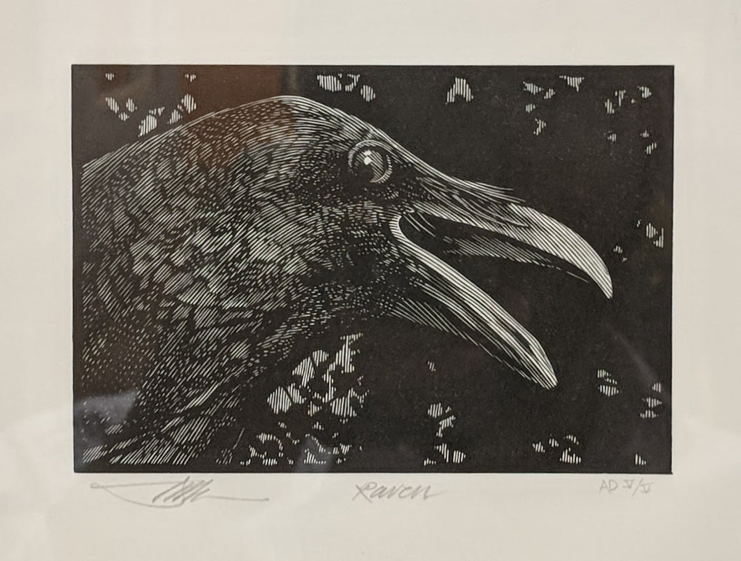 Raven: Barry Moser