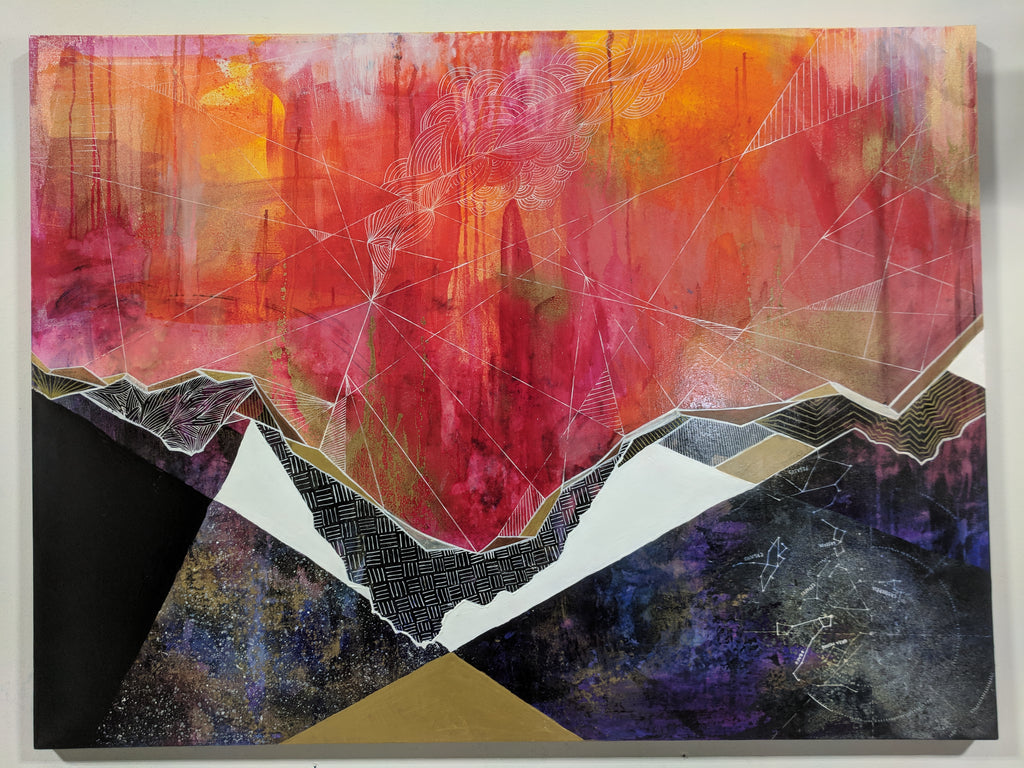 The Mountains are Calling: Christina Geating