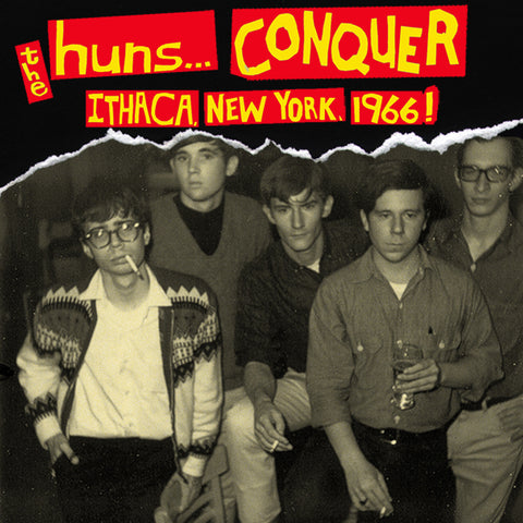 the huns conquer ithaca new york 1966