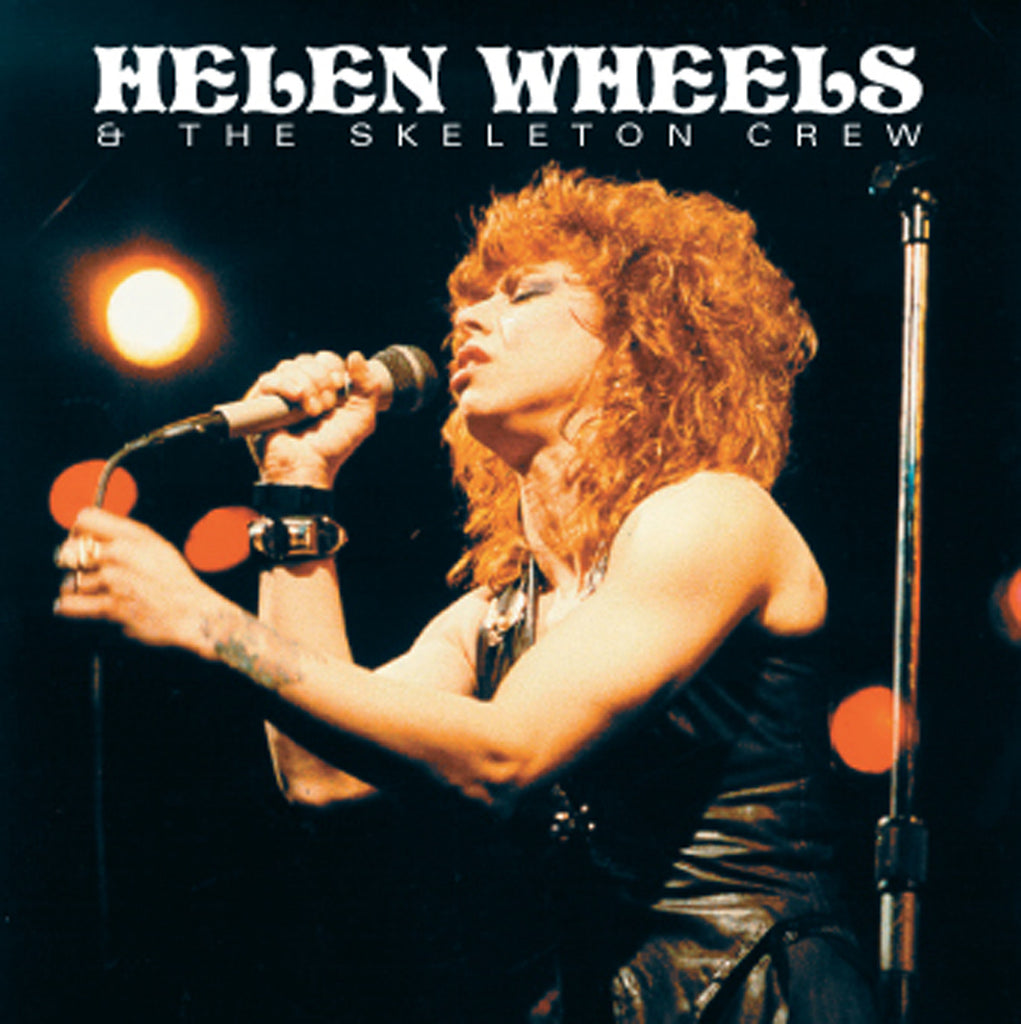 HELEN WHEELS & THE SKELETON CREW