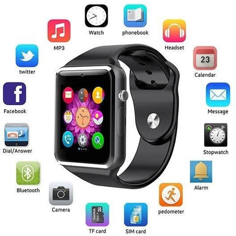 Senbono Smart Watch With Camera & Loads of Functions