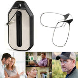 Foldable Reading Glasses In A Keychain Case