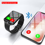 DZ09 Smart Watch  (Compatible with iOS & Android Phones)