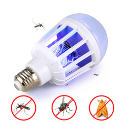 Bug Zapper LED Bulb (Safe & Efficient)