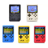 Portable Video Game Console + 500 Cool Retro Games