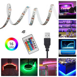 LED Light Strip (Waterproof + Remote Control)