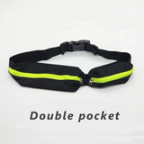 Dual Pocket Sports Bag