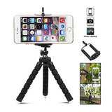 Flexible Mini Tripod for Smartphones & Cams