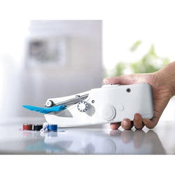 Mini Tailor - Portable Handheld Sewing Machine