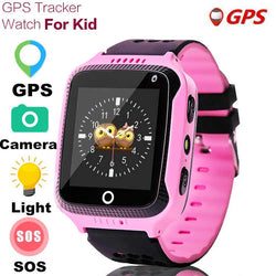 Smart Watch For Kids (With GPS Tracker)