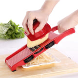 5-in-1 Multi-function Vegetable Cutter, Slicer And Grater