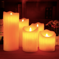 Flameless Electronic LED Candle