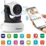 Wireless Security Camera with Mobile Remote View