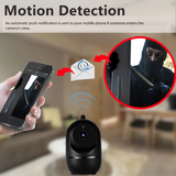 Intelligent Home Security Camera