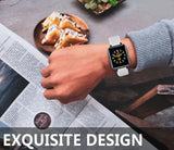 B57 Stylish Unisex Smartwatch For android or iOS