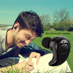 Mini Wireless Bluetooth Earpiece & Microphone
