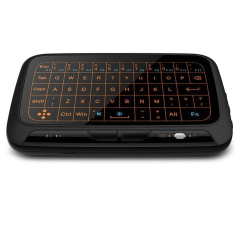 Wireless Backlit Mini Keyboard With Touchpad