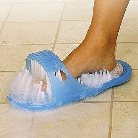 Easyfeet Scrubber - Cleaning Your Feet In The Shower Has Never Been Such Fun ;-) - SuperGadget.Store
