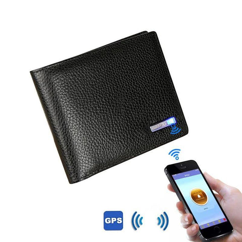 Smart Bluetooth Wallet With Anti-loss Feature