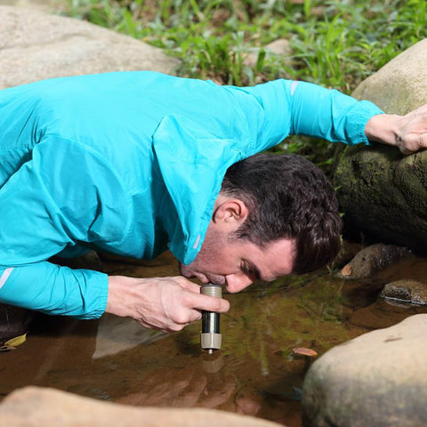 Ultimate Survival Water Filtration System