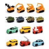 Mini Magic Pen Inductive Vehicles