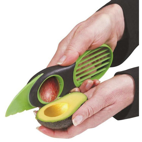 3-in-1 Avocado Slicer Kitchen Gadget - SuperGadget.Store