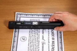Super Portable Document Scanner