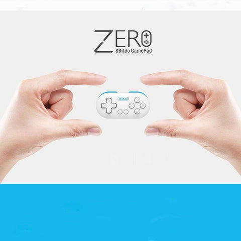 Zero 8Bitdo Mini Bluetooth Gamepad