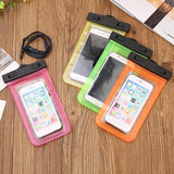 Universal Waterproof Phone Pouch with Strap