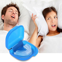 Stop-Snoring Solution Mouthpiece / Mouth Guard
