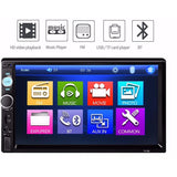Car Multimedia Player (Radio + Video + MP3 + USB)