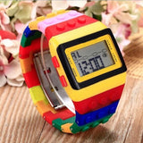 Supercalifragilistic Digital Children's Watch