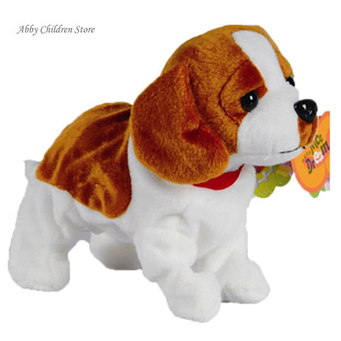 Interactive Electronic Dog Toy