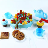 Pretend Play Birthday Cake Set