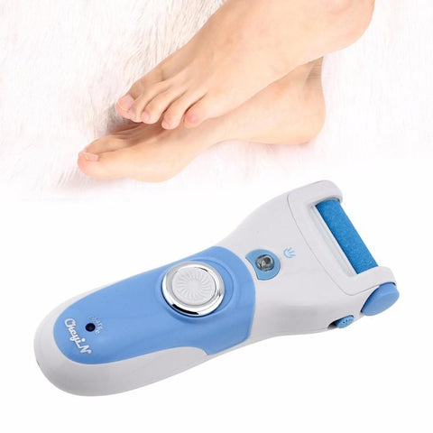 Rechargeable Electronic Foot File For perfectly Smooth Feet
