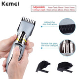 Rechargeable Waterproof Hair Clipper