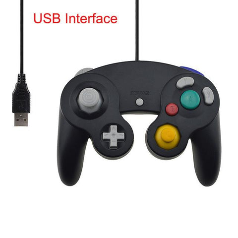 Gamecube Controller (USB or GC Port)