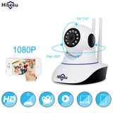 1080P Surveillance Camera With Night Vision