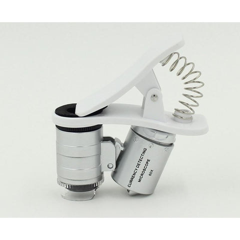 60X Optical Microscope Lens for Smartphone