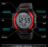Waterproof Sport Watch