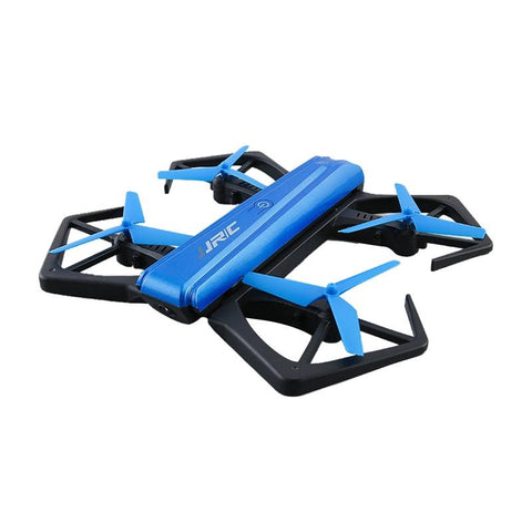 Blue Crab Foldable Selfie Drone