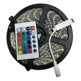 Waterproof LED Strip Lights With Remote Control