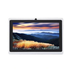 7 Inch Dual Camera Touchscreen Tablet