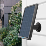 Solar Panel for Outdoor Security Camera